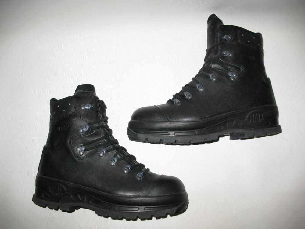 Ботинки HAIX trekker pro boots (размер UK8,5/US9,5/EU43(на стопу до 285 mm)) - 5