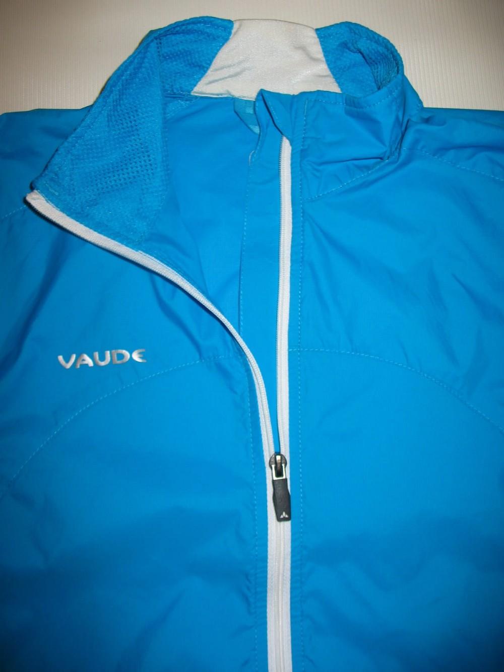 Куртка VAUDE air jacket blue lady (размер 34-XXS/XS) - 3