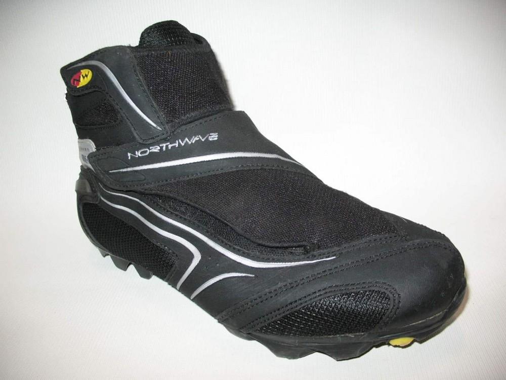 Велотуфли NORTHWAVE winter GTX shoes (размер US10,5;EU43(на стопу до 275 mm)) - 2