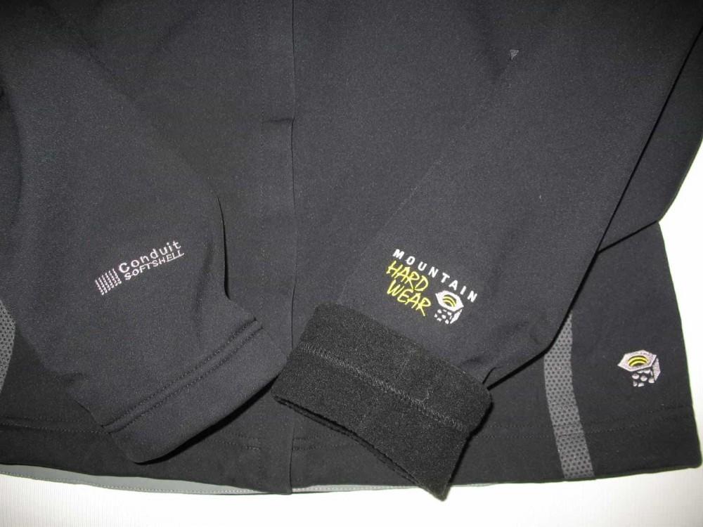 Куртка MOUNTAIN HARDWEAR softshell conduit jacket lady (размер S/M) - 7