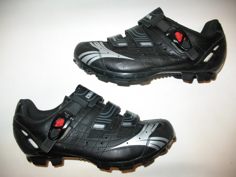Велотуфли DIADORA d-skin comp mtb  shoes (размер UK6/US6,5/EU39(на стопу до 245 mm)) - 4