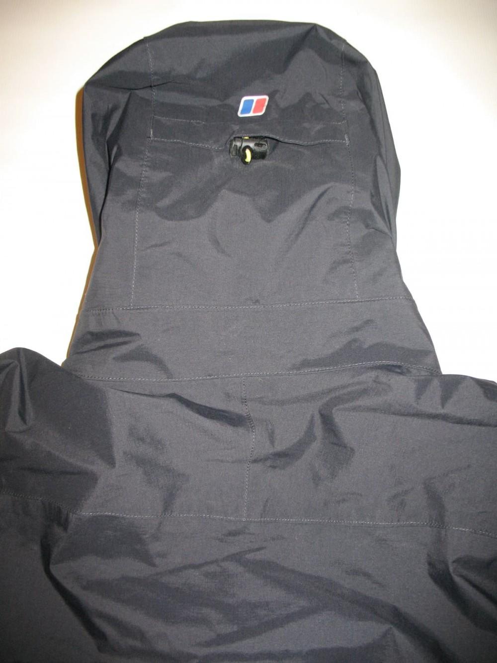 Куртка BERGHAUS aq2 waterproof jacket (размер L) - 10