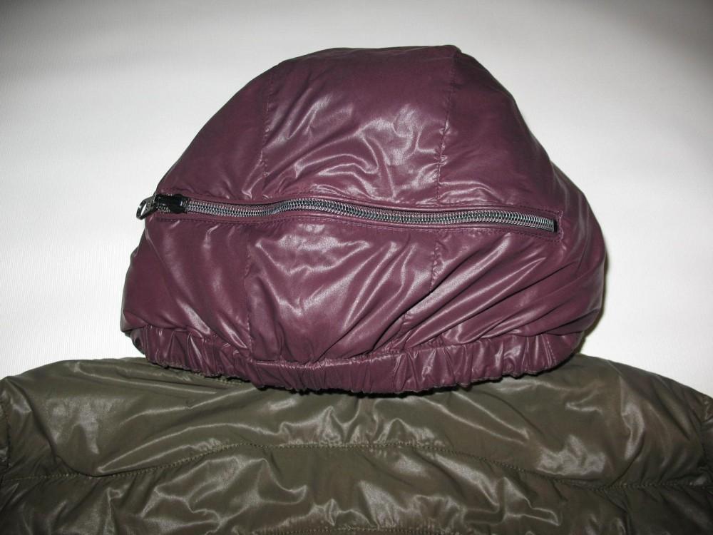 Куртка GAS cayenne down hooded jacket lady (размер 44/L) - 9