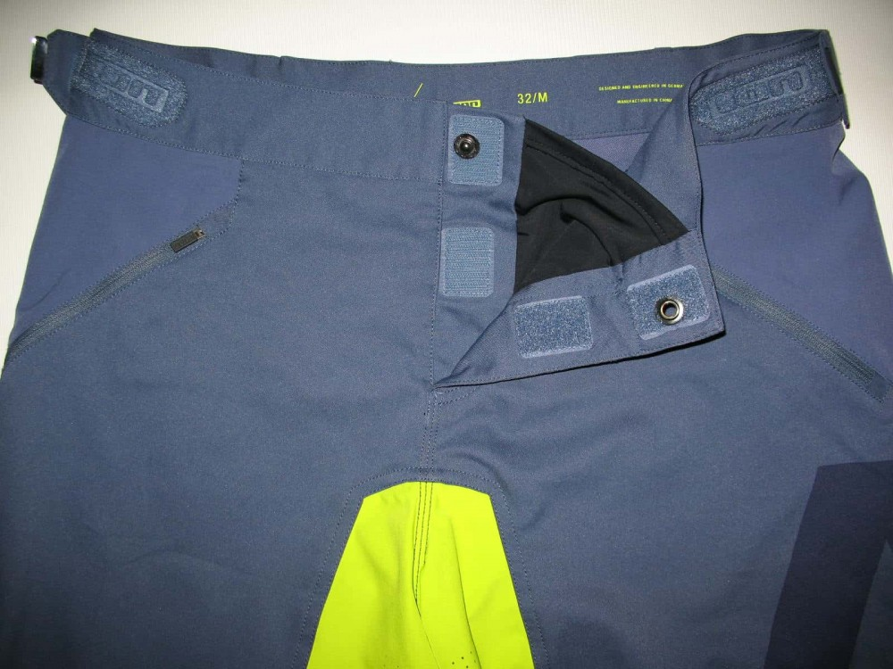 Велокомплект ION traze MTB 2/3jersey-shorts (размер 32-M) - 9