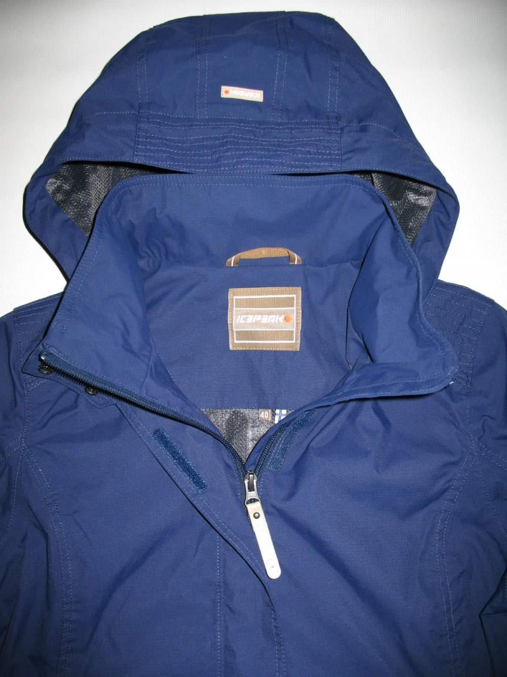 Куртка ICEPEAK icetech outdoor jacket lady (размер 40/M) - 3