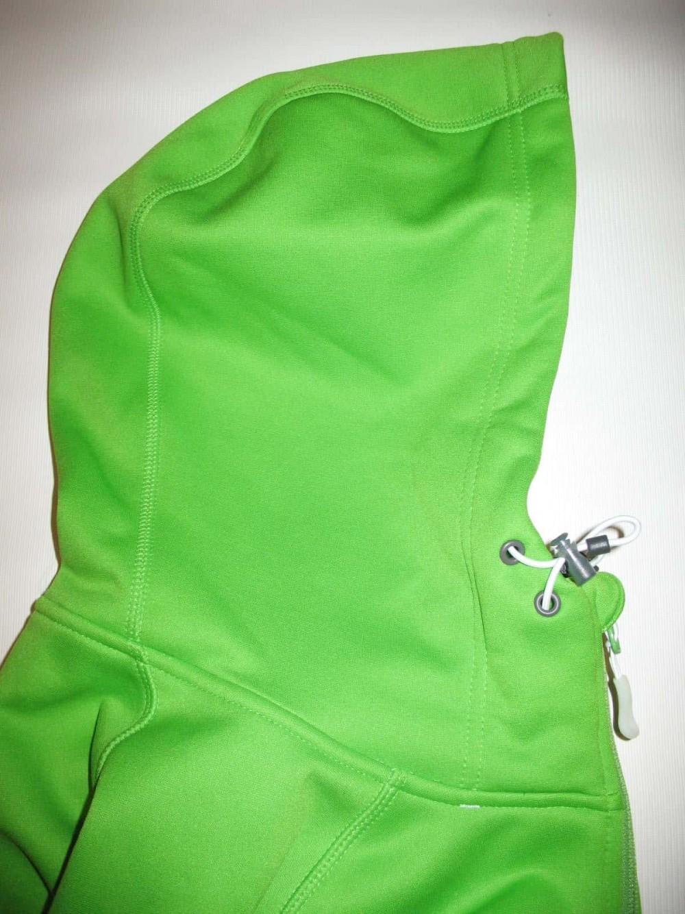 Кофта SALOMON actitherm fleece hoodies (размер XXL) - 4