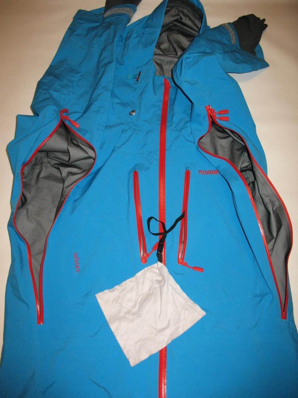 Куртка NORRONA lofoten M GTX jacket (размер L) - 4