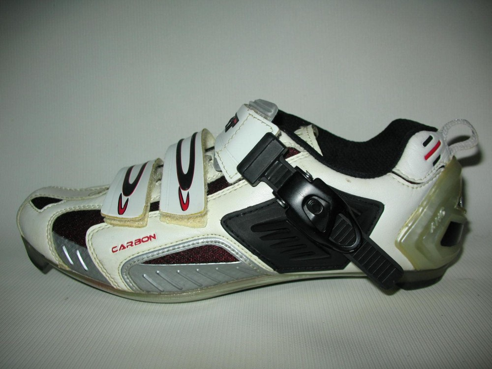 Велотуфли SCOTT carbon ahc road shoes (размер US7/EU40(на стопу 255 mm)) - 1