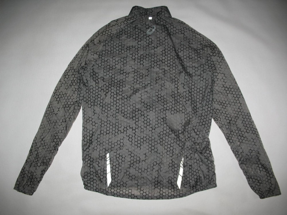 Куртка ASICS featherweight ultralight jacket (размер S) - 2