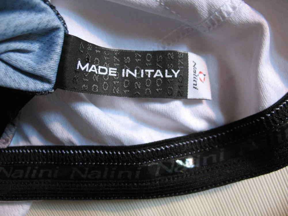 Веломайка NALINI pro white jersey (размер L) - 2