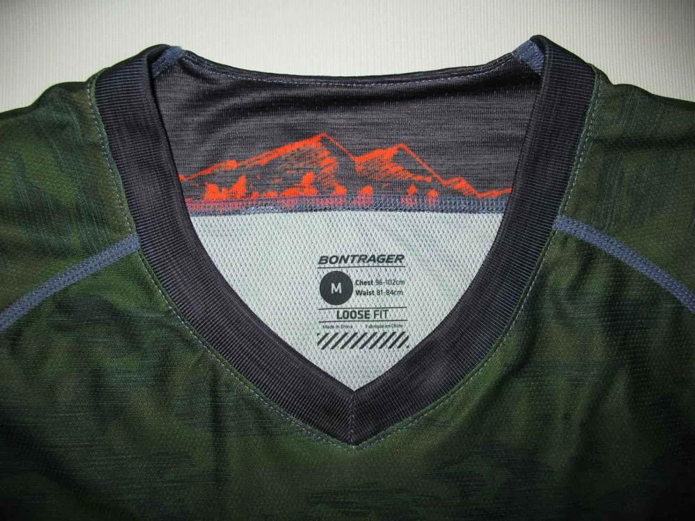 Веломайка BONTRAGER lithos trek MTB jersey (размер M/L) - 4