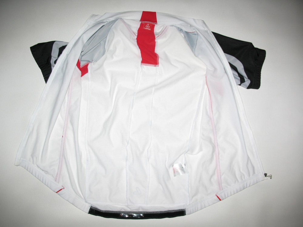 Веломайка LOEFFLER cycling jersey (размер 48-S/M) - 3