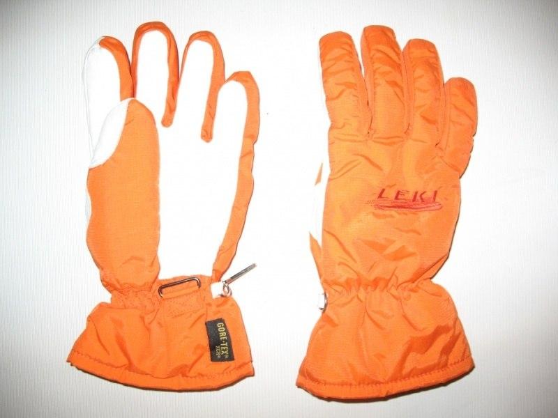 Перчатки LEKI Ski Gloves lady/unisex (размер M) - 1