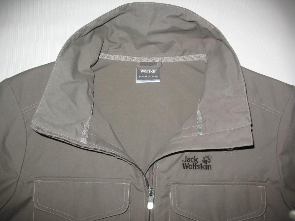 Куртка JACK WOLFSKIN atlas road jacket (размер 50-52/L-XL) - 5