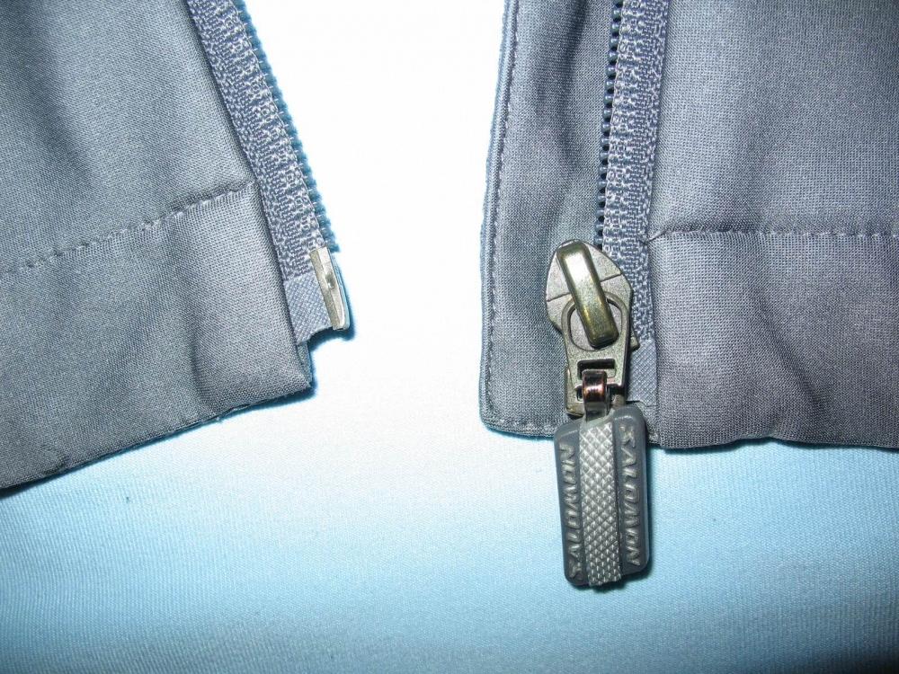 Куртка SALOMON windstopper jacket lady (размер XL) - 7