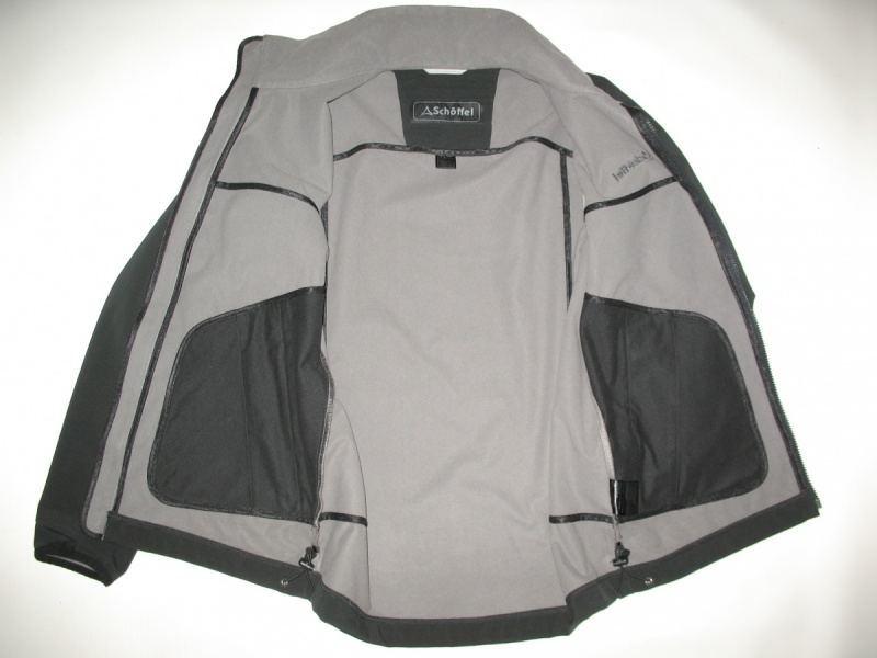 Кофта  SCHOFFEL  softshell  (размер 46-S/M) - 5