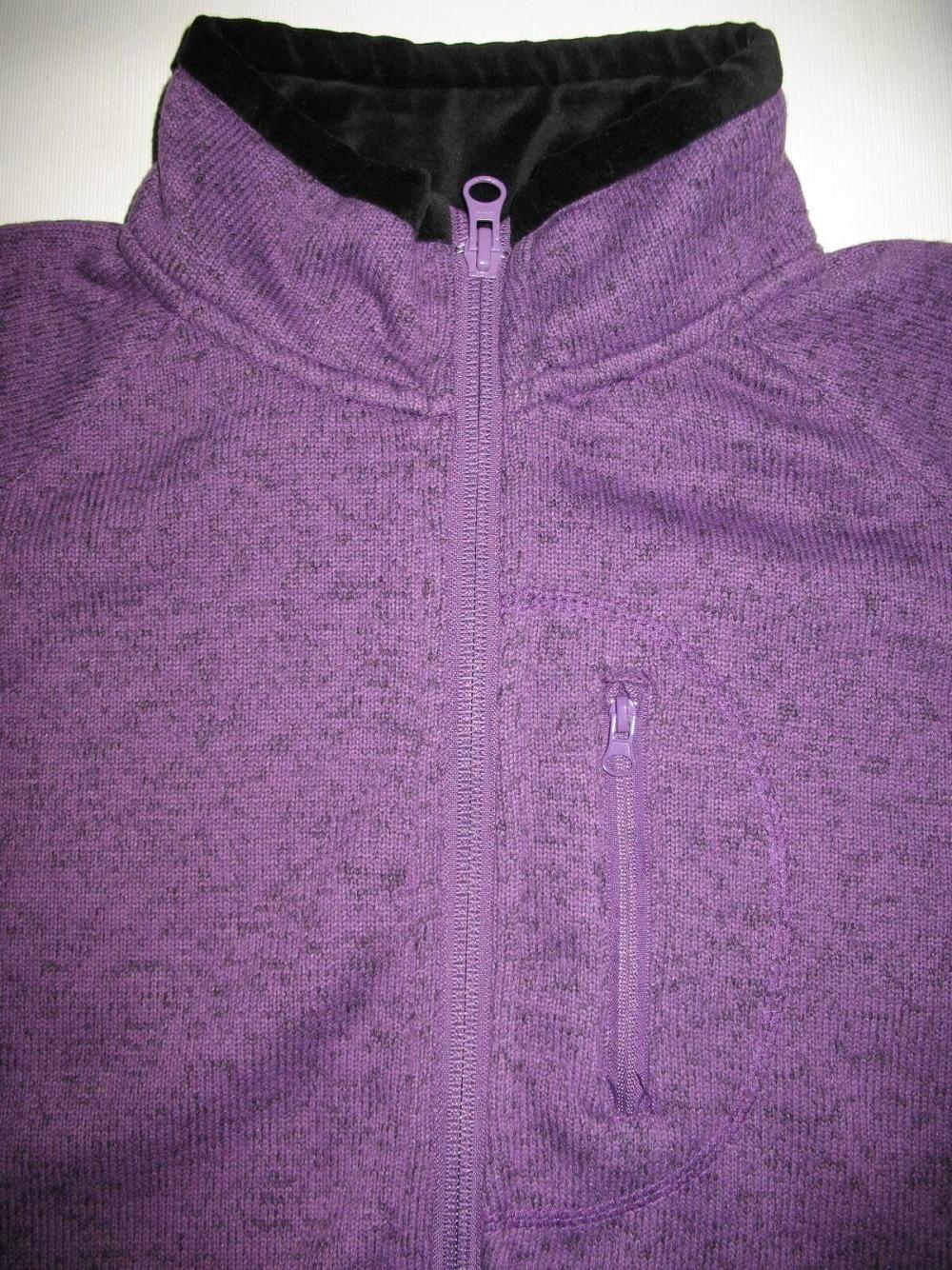 Кофта ATRIUM fleece jacket lady (размер L) - 2