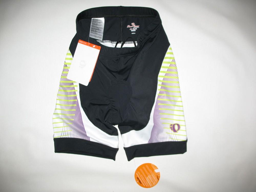 Велошорты PEARL IZUMI elite ltd shorts lady (размер M) - 1