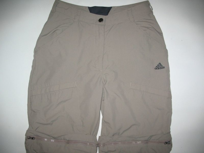 Штаны ADIDAS pants 2in1 lady (размер 36/S/M) - 3