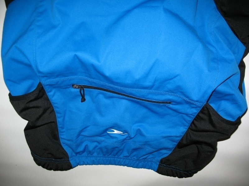 Велокуртка CRANE 2in1 softshell  (размер M) - 6