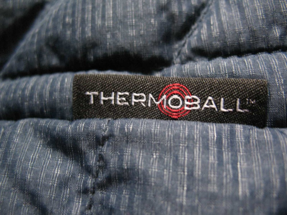 Куртка THE NORTH FACE thermoball jacket (размер L) - 13