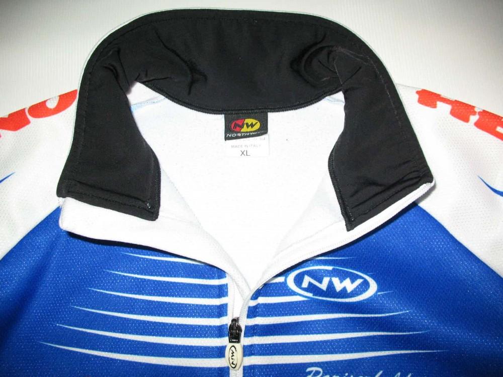 Велокомплект NORTHWAVE heino windtex/fleece 2 cycling jackets (размер XL/XXL) - 5