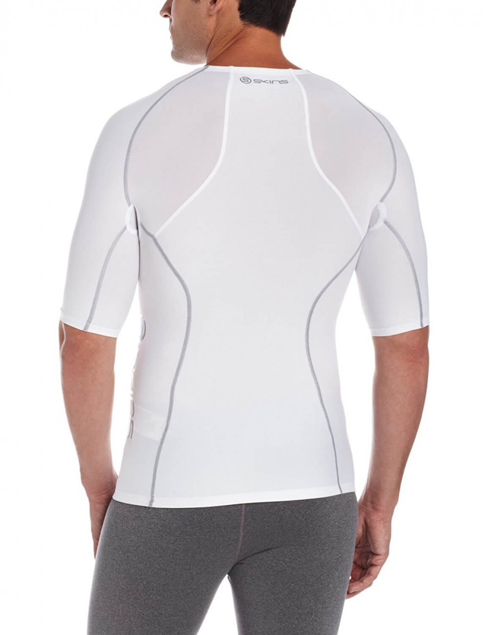 Футболка SKINS A200 compression shortsleeve shirt (размер M) - 2
