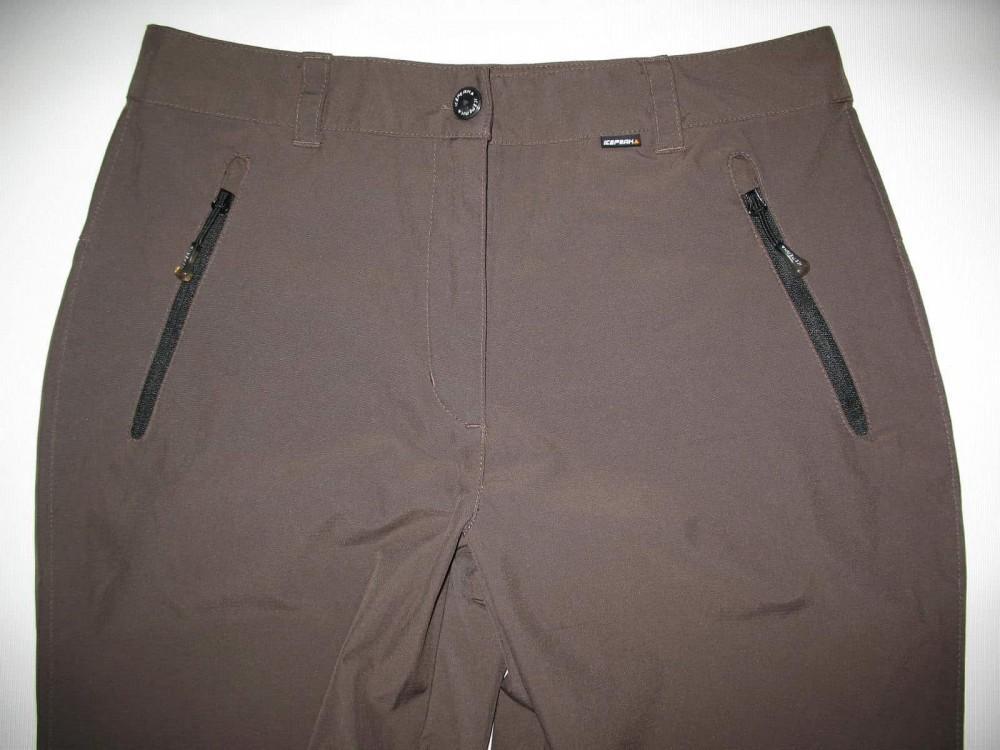 Штаны ICEPEAK softshell light pants lady (размер 36-S/M) - 5