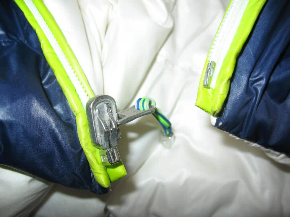 Куртка KJUS spin down jacket (размер XL) - 11