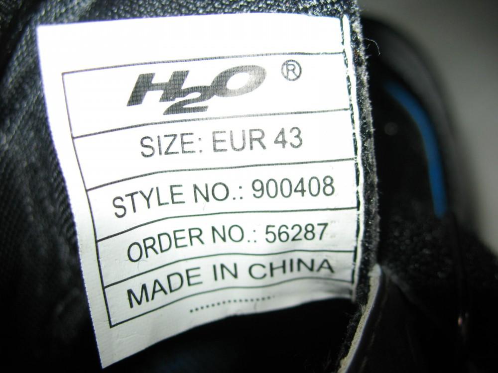 Велотуфли H2O road shoes (размер EU43(на стопу до 280 mm)) - 8