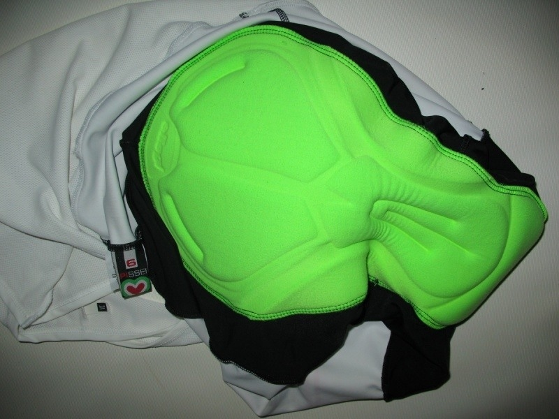 Велошорты+жилет PISSEI BONT bib+vest  (размер 6/XXL) - 8