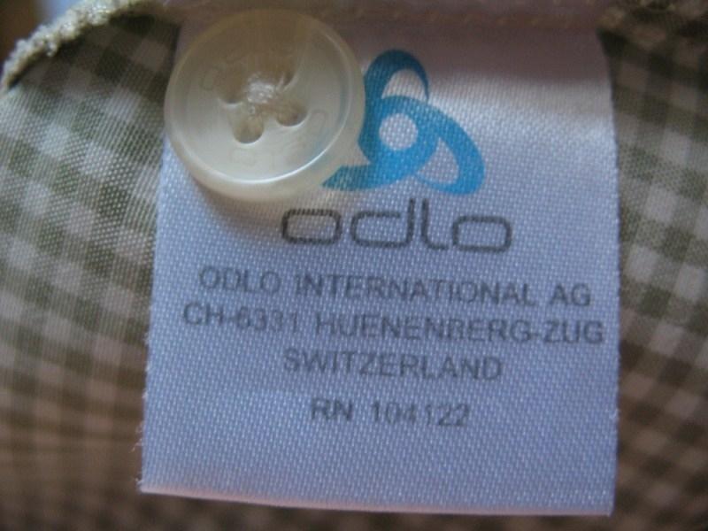 Рубашка ODLO shirt lady  (размер SM) - 3