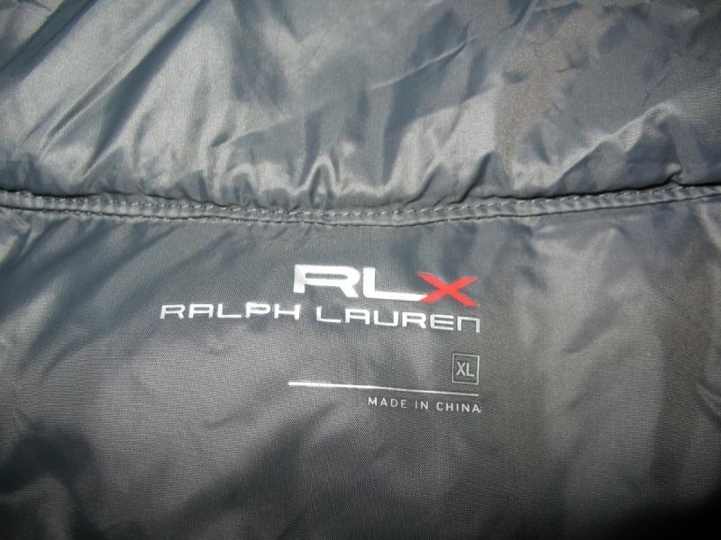 Жилет RLX (Polo Ralph Lauren) Explorer Down Vest  (размер XL) - 9