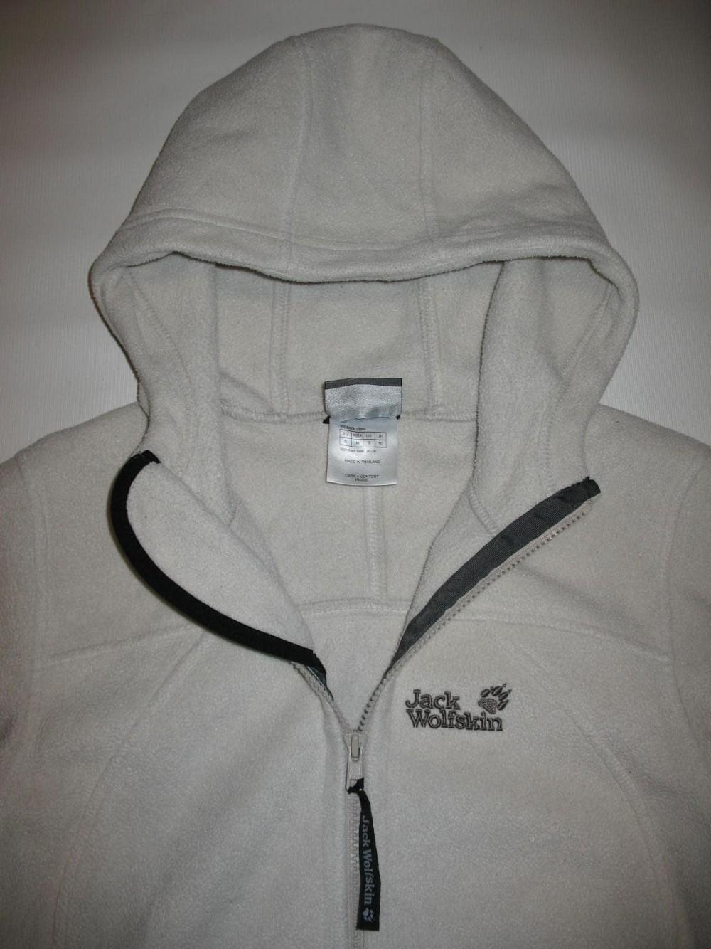 Куртка JACK WOLFSKIN luminario fleece jacket lady (размер S/M) - 4