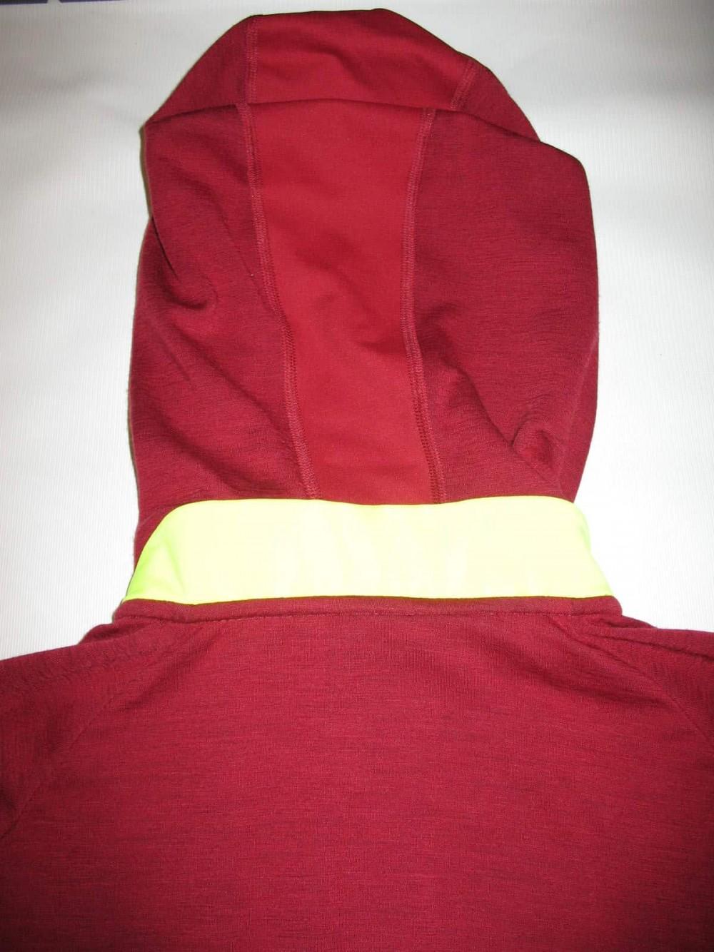 Кофта GORE running wear hooded running jacket (размер XXL) - 14