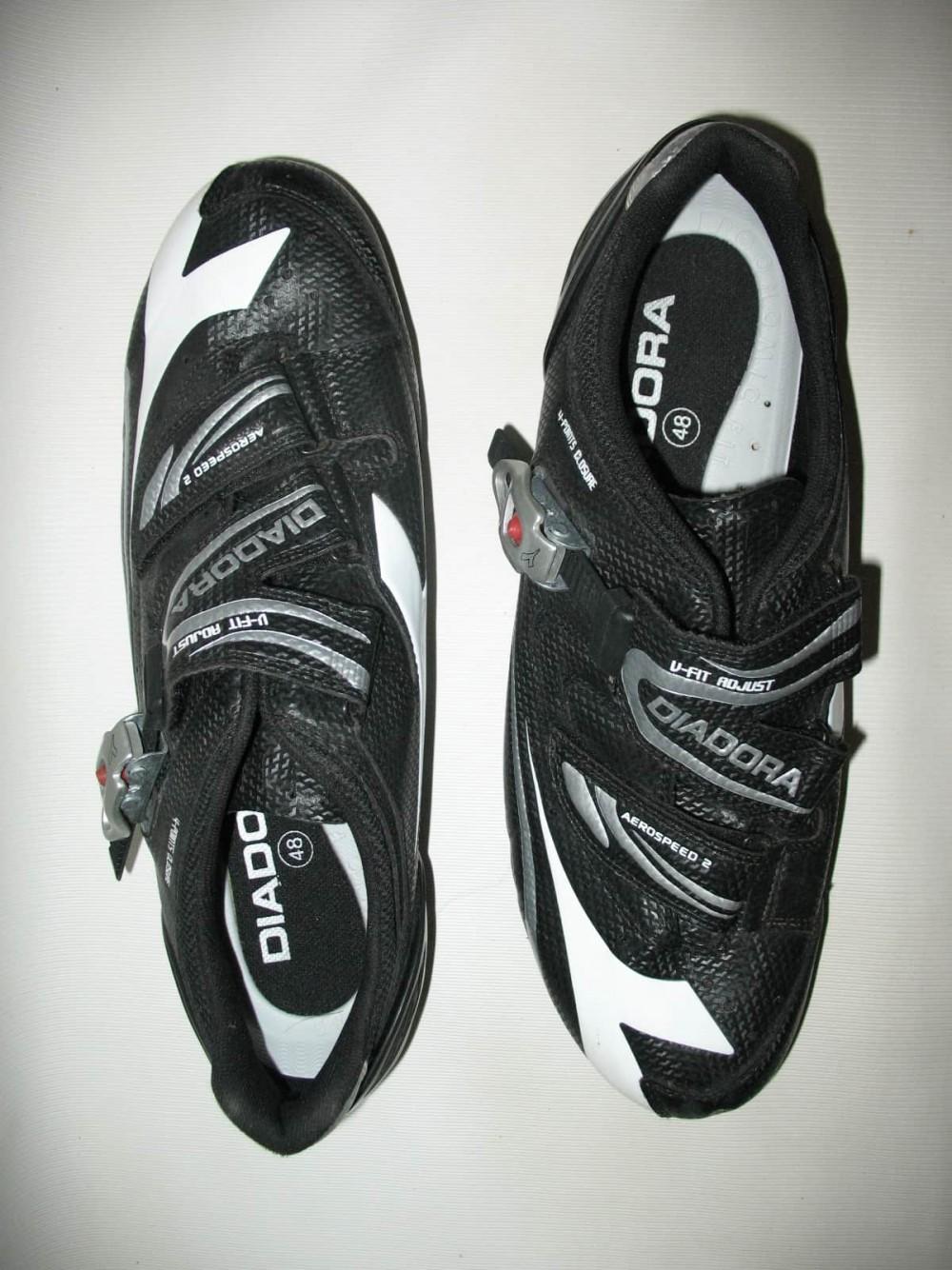Велотуфли DIADORA aerospeed 2 road shoes (размер US13.5/UK13/EU48(на стопу 305 mm)) - 7