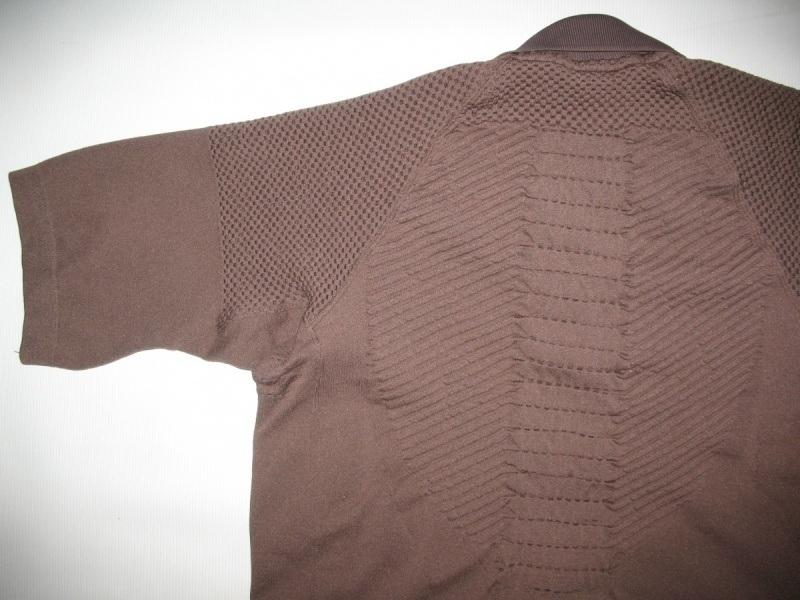Футболка X-BIONIC outdoor polo shirt 2. 0 (размер L) - 4