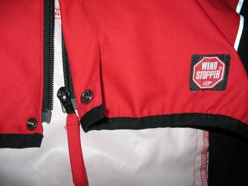Куртка CRAFT bike/run windstopper jacket (размер L) - 6