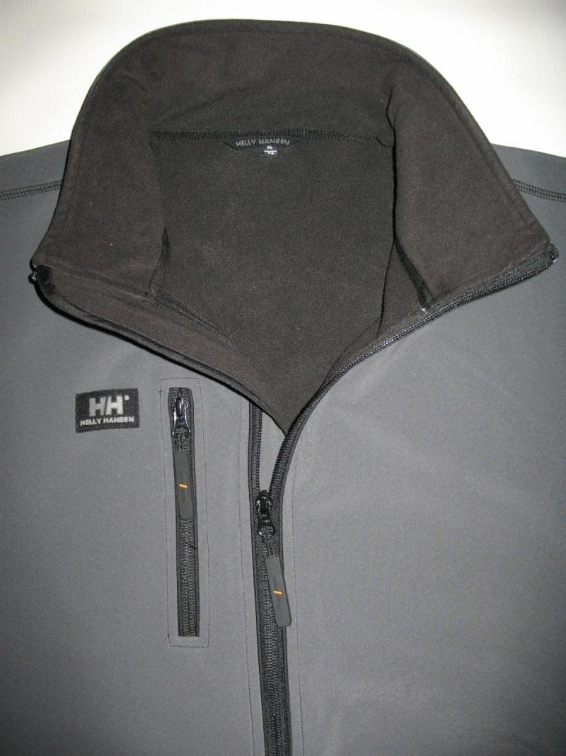 Куртка  HELLY HANSEN MADRID Windstopper SoftShell (размер XL/XXL) - 4