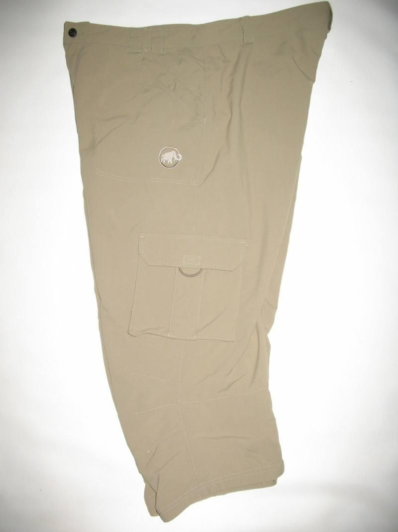 Шорты MAMMUT 3/4 shorts (размер 56-XXL) - 9