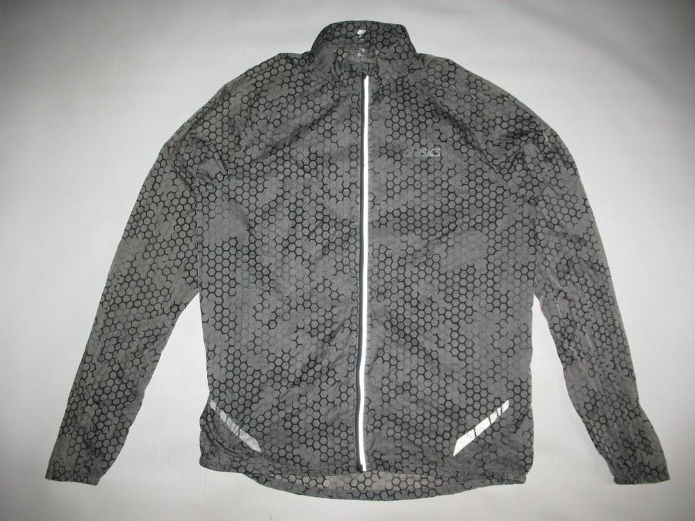 Куртка ASICS featherweight ultralight jacket (размер S) - 1