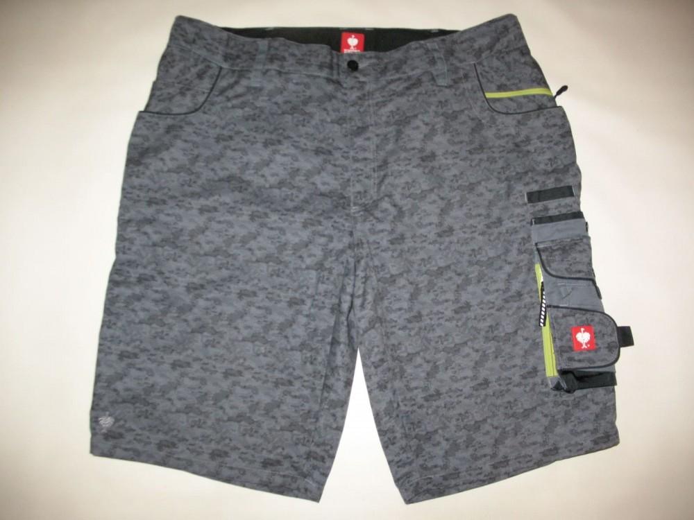 Шорты ENGELBERT STRAUSS e.s. pixel shorts (размер 58/XXL) - 5