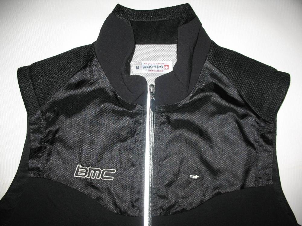 Жилет ASSOS bmc dopo bici DB8 insulator vest (размер M) - 3