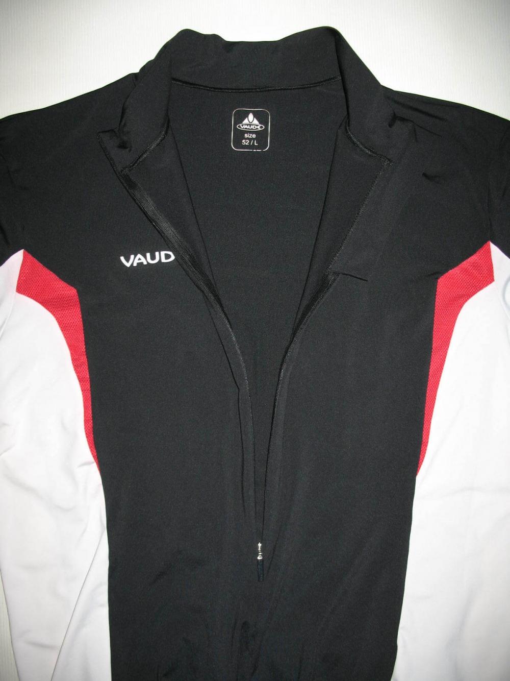 Веломайка  VAUDE cycling jersey (размер 52/L) - 2