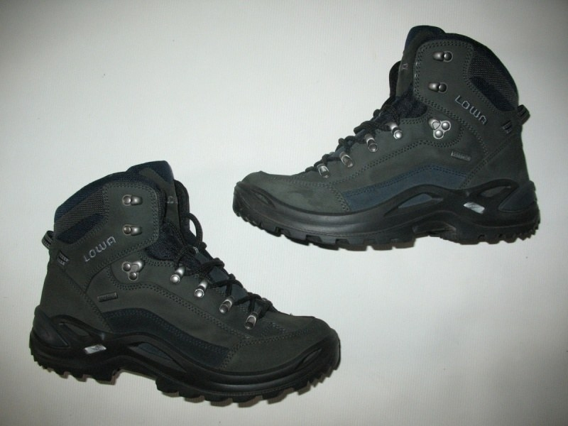 Ботинки LOWA Renegade GTX Mid Ws lady (размер US(L) 8, 5/UK6, 5/EU40(на стопу до 257 mm)) - 8