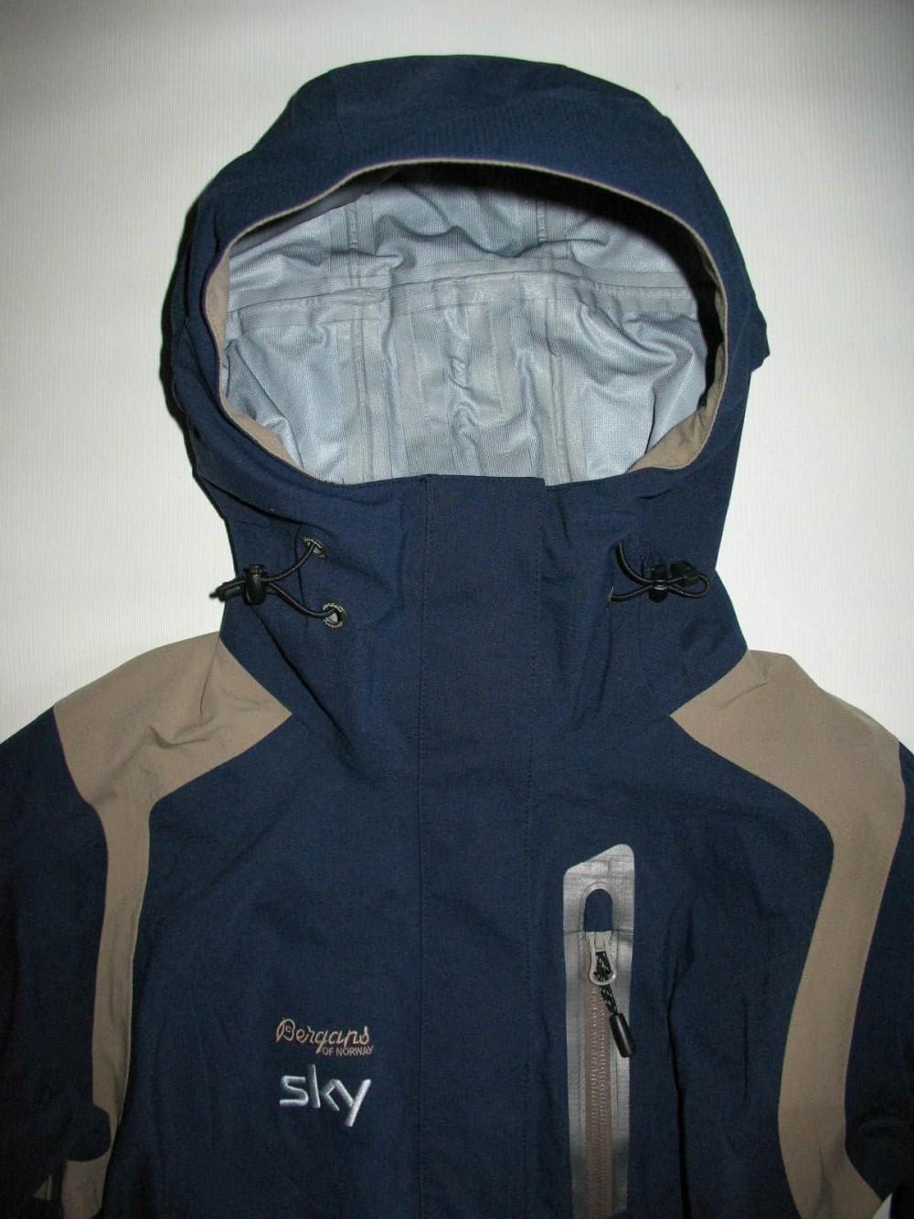 Куртка BERGANS litlos sky jacket lady (размер S) - 3
