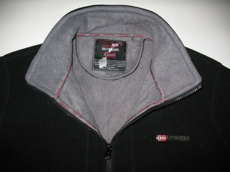 Кофта GEOGRAPHICAL NORWAY fleece jacket  (размер L) - 3
