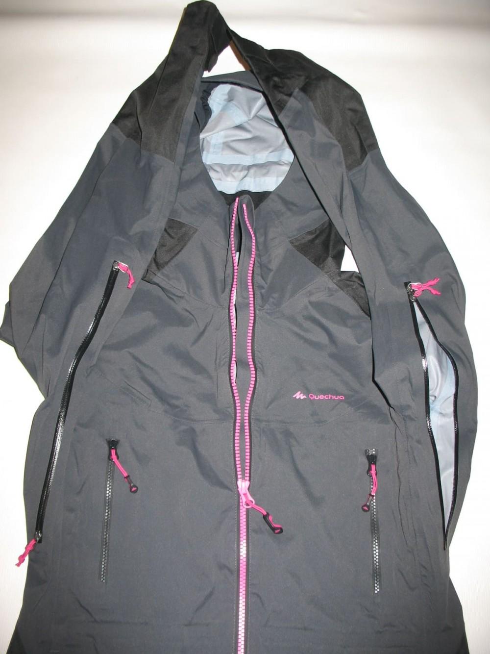 Куртка QUECHUA forclaz 900 l jacket lady (размер XS/S) - 11