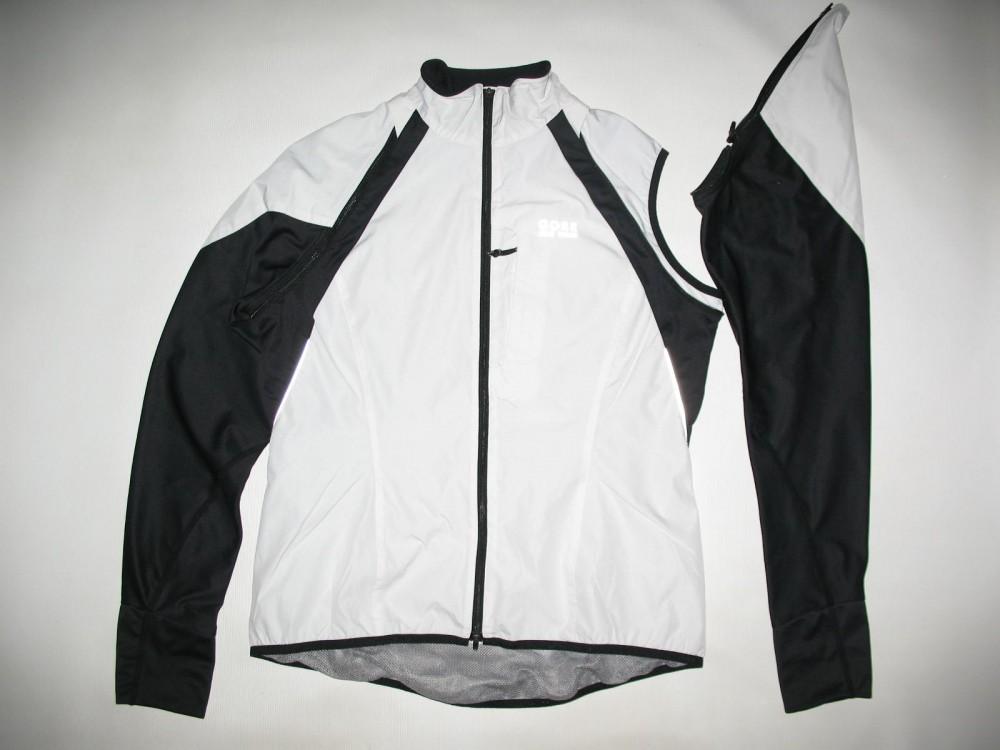 Велокуртка GORE BIKE WEAR 2in1 windstopper jacket lady (размер 40/XL) - 1