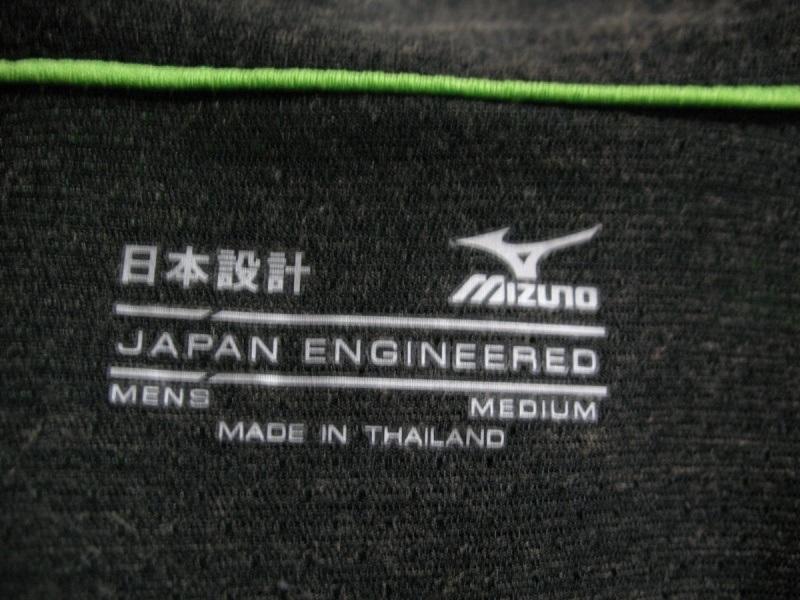 Кофта MIZUNO Breath Thermo Windjacket (размер M) - 9